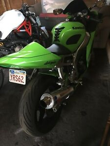 Mint zx636r low km