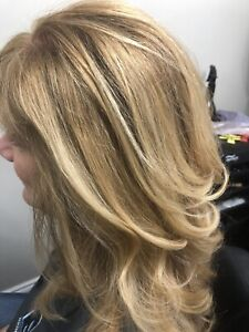 Courtice  in home hair salon