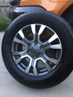 Wildtrak wheels