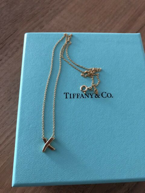 337636318 Genuine Tiffany & Co Paloma Picasso Graffiti X charm rrp $745 ...