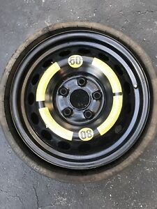 VW Touareg Compact Spare Tire / Wheel