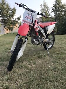Honda CRF 250r For Sale !