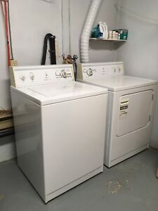 Laveuse sécheuse Kenmore / Washer Dryer Kenmore