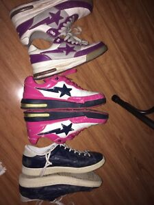 Bape A Bathing Ape OG Beaters