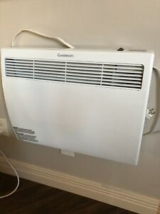 Garrison Convection Heater 1500W Plug-In 120V