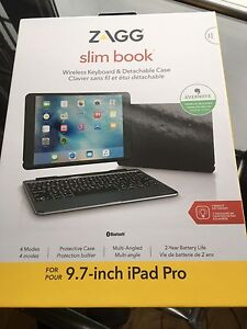 ZAGG Slim Book Keyboard & Detachable Case