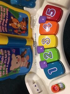 Vtech Grow and Discover Music Studio