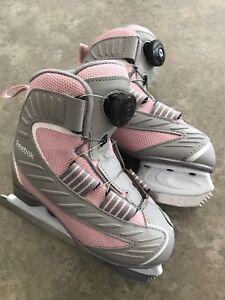 Girls Reebok BOA skates size 12