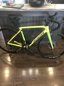 Specialized 2017 Roubaix expert di2 54cm