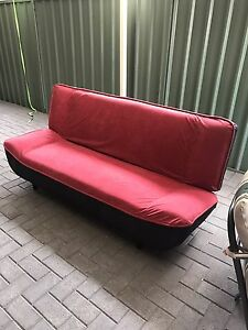 Sofa lounge/fold down bed Greenacres Port Adelaide Area Preview