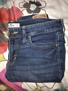 woman's hollister jeans