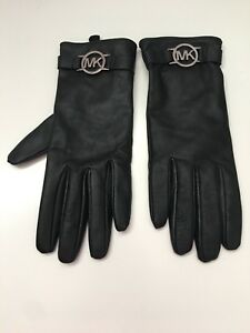 Michael Kors MK Leather Gloves