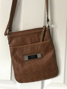 Brown Crossbody Guess Purse