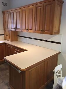 Used Kitchen $600 (Nego) Gladesville Ryde Area Preview