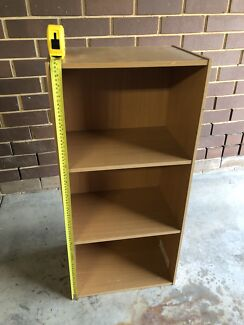Timber Shelves 3 tier