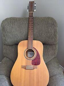 Norman 12 string guitar