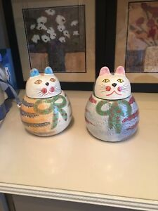 Cat canisters