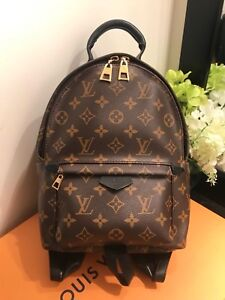 Authentic Louis Vuitton Palm Springs Backpack PM