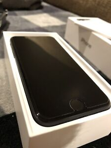 Like new in box iPhone 7 with lifeproof case
