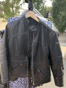 Motorcycle jackets and gloves (Harley!)
