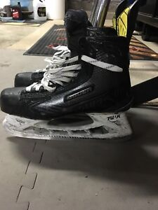 Bauer MX3 Limited Edition Skates Size 9EE