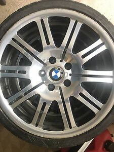 """Staggard 19"""" Bmw style 67 m3 rims"""