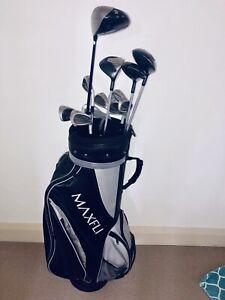 Golfclubs Driver/Irons/Woods/Putter/Bag