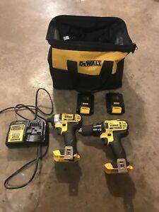 Dewalt Drill and Driver Combo 20V! Rock bottom price!