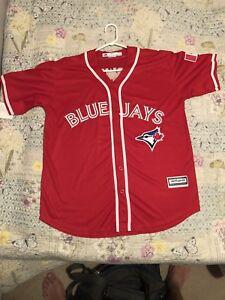 Troy Tulowitzki blue jays jersey