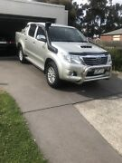 Toyota Hilux 4x4 turbo diesel SR5 Roxburgh Park Hume Area Preview