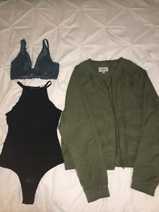 Women's new AE tops and bodysuit