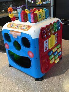 Cube maxi station de vtech