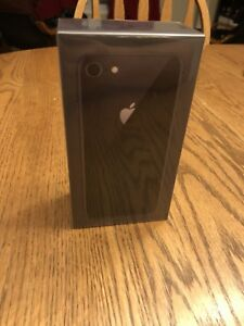 Brand new sealed Space Grey 64GB iPhone 8! Rogers
