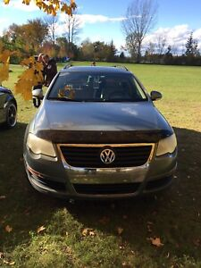 2007 VW Passat wagon with a 2 litre turbo