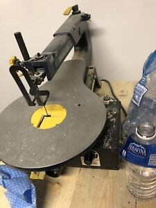 Master craft scroll saw great condition