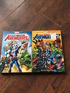 Ultimate avengers the movie 1&2