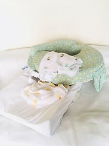 My Brest Friend Nursing pillow + change pad with two covers