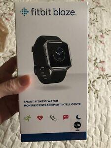 Brand New Fitbit Blaze