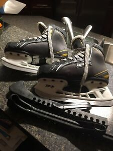 Bauer Supreme One.6 Youth Skates.  Size 13.5. $45