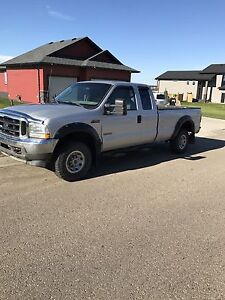 2004 F250 extended cab long box 6.0 L