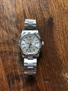 Rolex date 1500 w papers