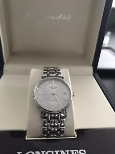 Longines Automatic Stainless Steel Watch