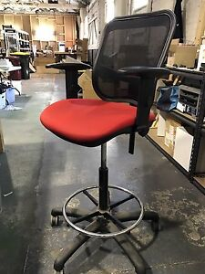 Drafting chairs from Pago Design x 3 South Melbourne Port Phillip Preview