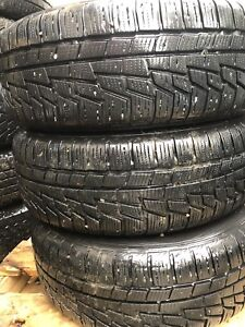 185/65R14 winter tires with rims