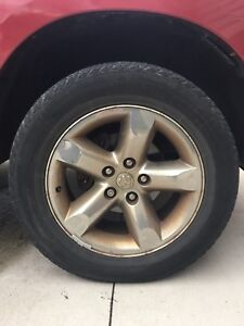 Ram 1500 - Rims on Tires for Sale