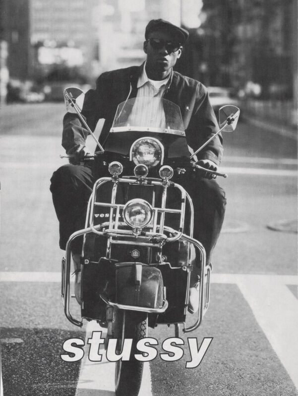 "The Specials Stussy 16"" x 12"" Photo Repro Promo Poster"