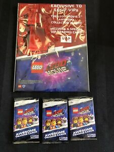 Cartes+ Album LEGO MOVIE 2 + Poster Batman