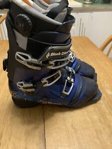 Botte de telemark black Diamond seeker gr 9 us