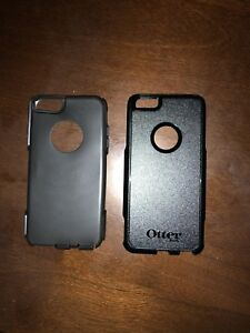 iPhone 6 Plus otter box $40 OBO