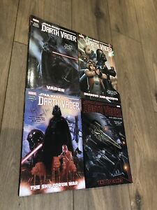 Marvel Star Wars Darth Vader Trade Paperback Series